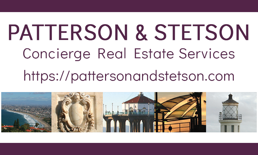 Patterson and Stetson Rolling Hills Real Estate website